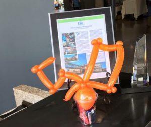 Fiskars orange handled scissors 50th anniversary