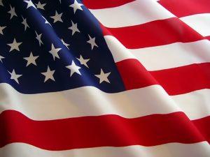 American Flag - happy Veterans Day 2017