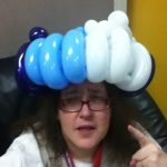 Yes, Raynbow makes balloon hats ...
