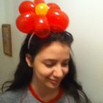 Head band balloon