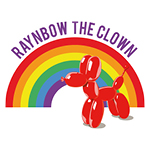 Raynbow the Clown and friends