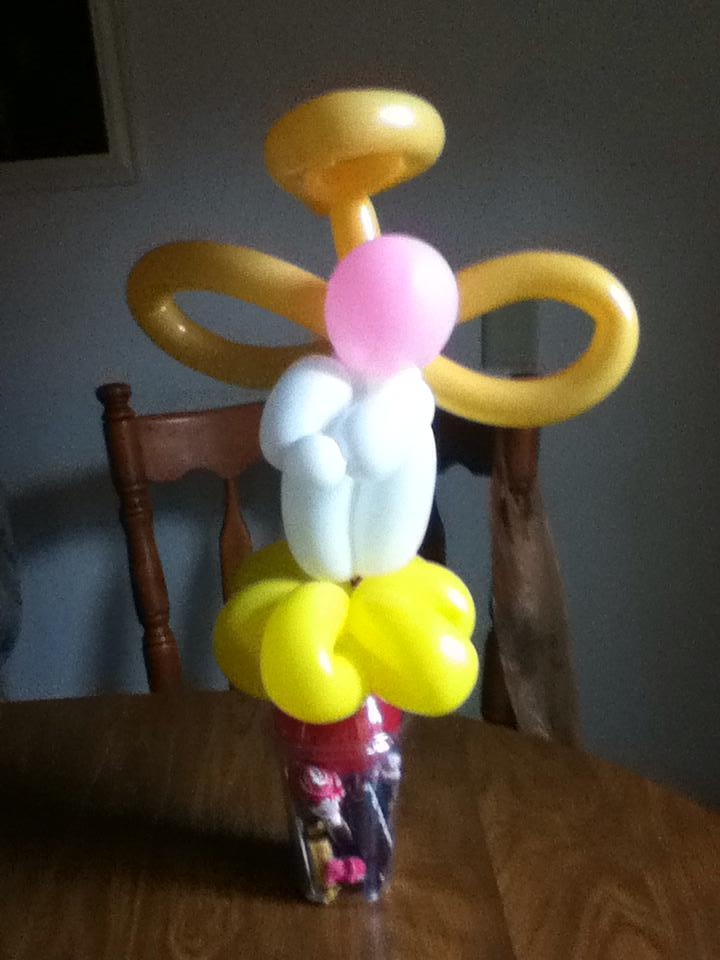 Balloon Candy Cup - Angel