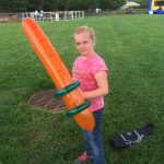 Carrot sword!